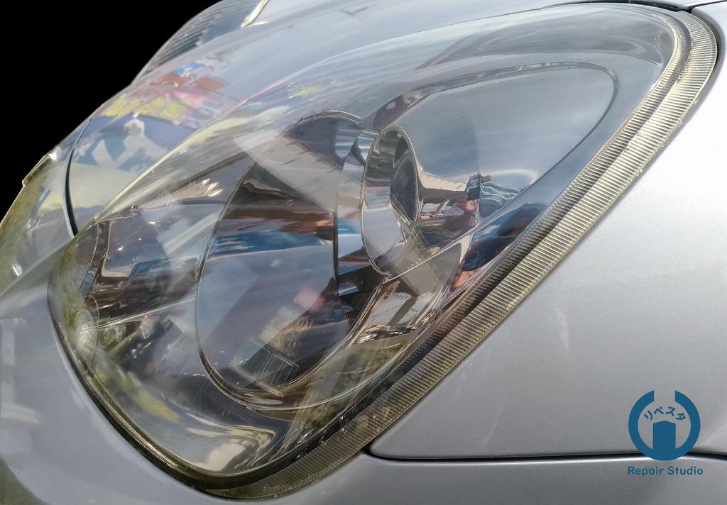 ヘッドライトリムーバー 岡山 ヘッドライトスチーマー