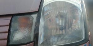岡山 で ヘッドライトコーティング はリペスタへ