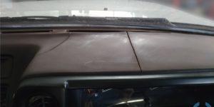 AE86 ダッシュボード 割れ の リペア