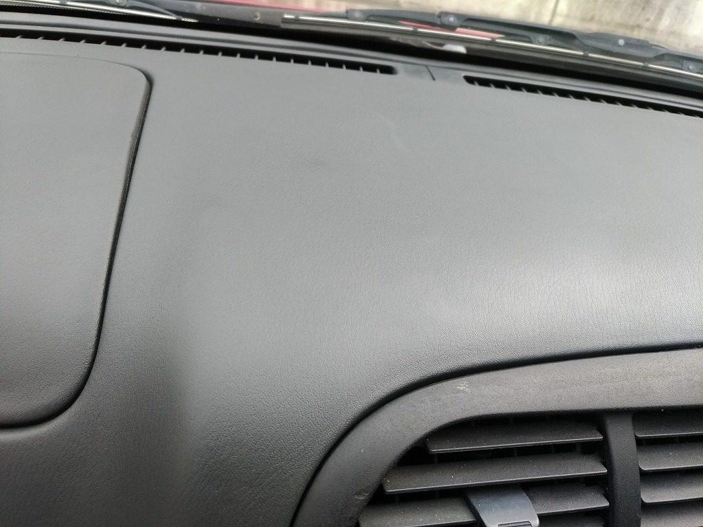 スカイライン GT-R33 ダッシュボード ビス穴 リペア後