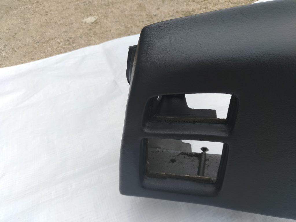 AE86 ダッシュボード 剥がれ リペア 施工後