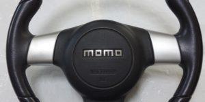 ハイゼット オプション MOMOステリング 取り付け